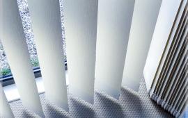 Вертикальные пластиковые жалюзи в пензе, замер, установка, собственное производство